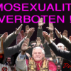 <em>razzismo e omofobia</em><br />DIKTAT DI RATZINGER